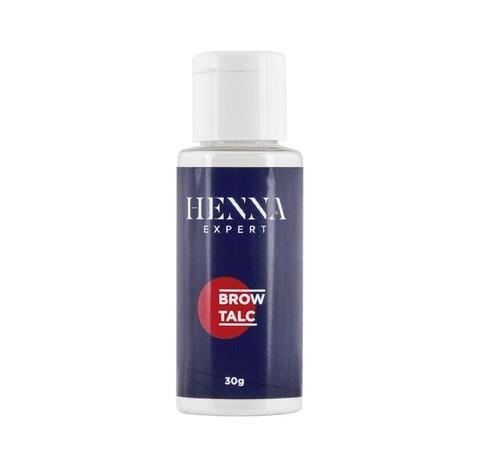 Тальк для коррекции бровей HENNA EXPERT 30гр