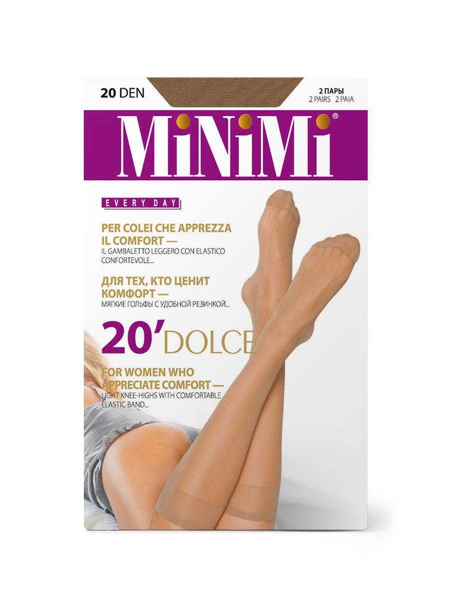 Колготки, чулки, носки Гольфы MINIMI DOLCE 20 den 7060803-1.jpg