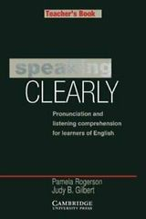 Cambridge Copy Collection: Speaking Clearly Tea...