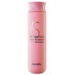Masil Шампунь с пробиотиками для защиты цвета - 5 Probiotics color radiance shampoo