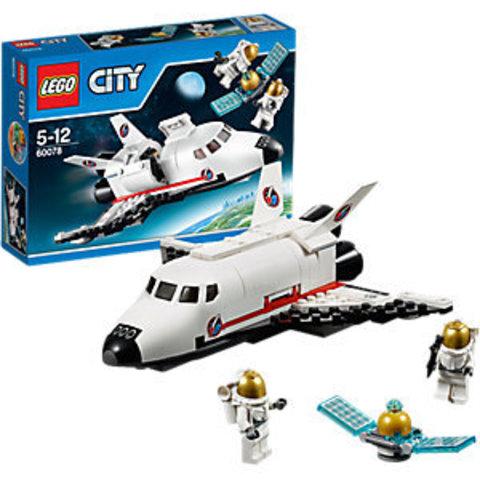 LEGO City: Обслуживающий шаттл 60078 — Utility Shuttle — Лего Сити Город