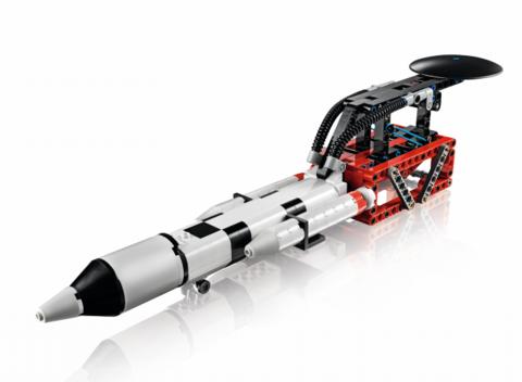 LEGO Education: Дополнительный набор «Космические проекты» EV3, 45570 — EV3 Space Challenge — Лего Образование