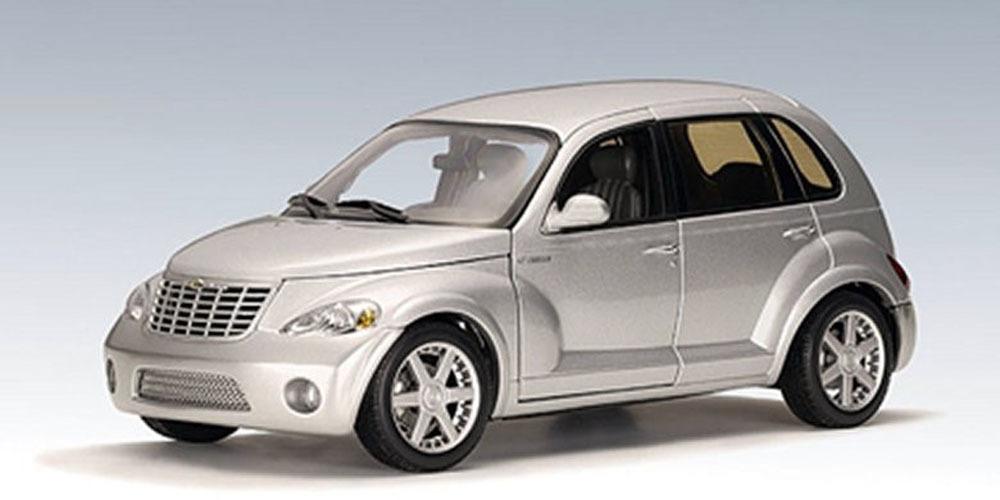 Коллекционная модель Chrysler GT Cruiser 2001 Silver