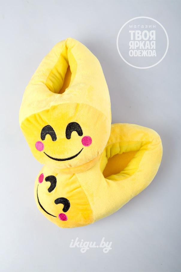 "Тапочки Тапочки Emoji ""Милашки"" milashki.jpg"