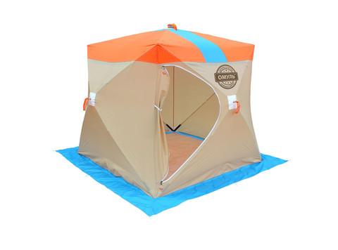 Зимняя палатка МИТЕК Омуль Куб 2