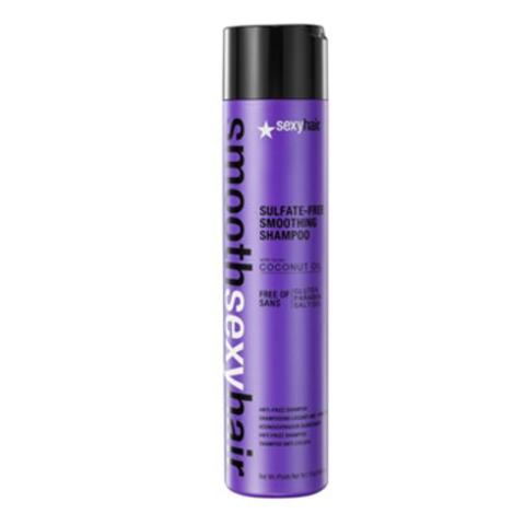 Sexy Hair Smooth: Шампунь разглаживающий без сульфатов для волос (Sulfate-Free Smoothing Shampoo)
