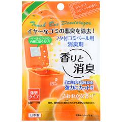 Поглотитель запахов Sanada Seiko Trash Box Deodorizer для мусорных ведер с ароматом цитрусов 1 шт