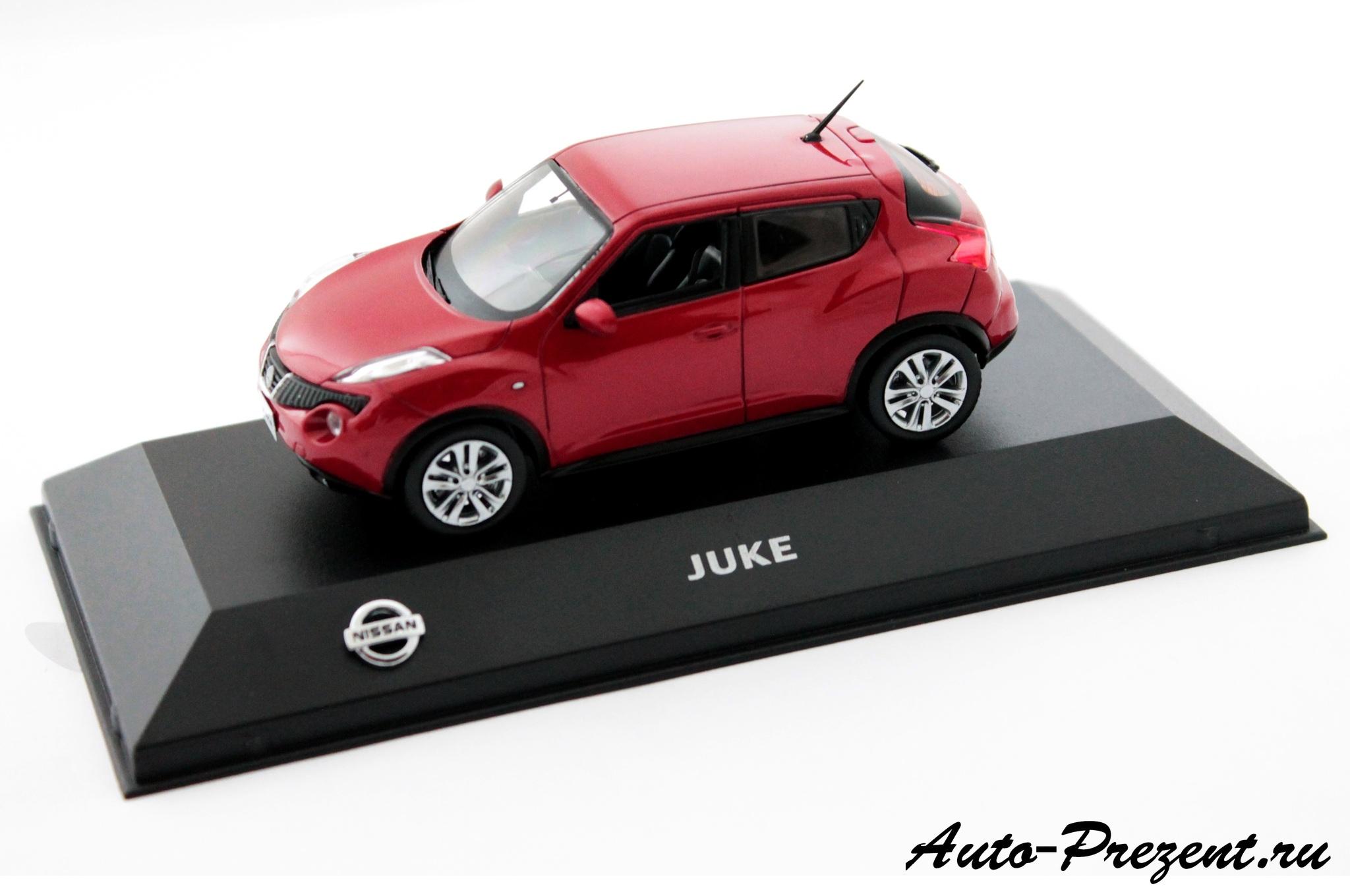 Коллекционная модель Nissan Juke