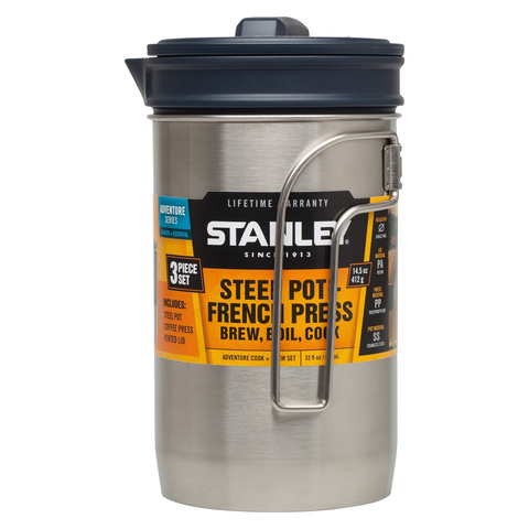 Набор туристический Stanley Adventure (0,95 литра), стальной