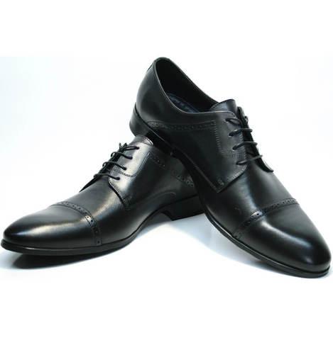 Туфли дерби Икос 2235-1 black