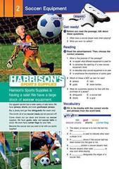 Sports. Student's Book. Учебник