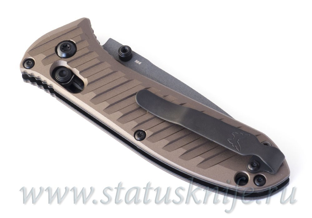 Нож Benchmade 575SGY-2001 Mini Presidio II - фотография