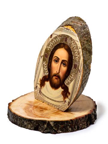 Настольная икона Спас Нерукотворный - Фото 2