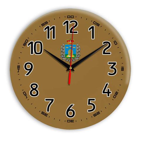 Интерьерные часы герб Тамбов 11