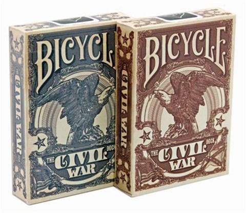 Bicycle Civil War Deck