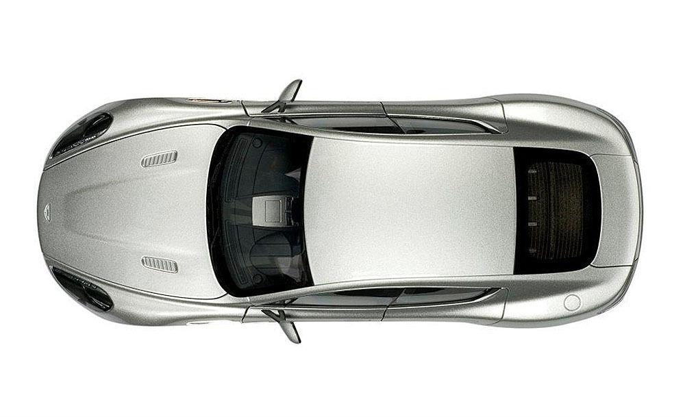 Коллекционная модель Aston Martin Rapide 2010 Silver