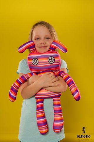 Подушка-игрушка «Инопланетный гость»-2