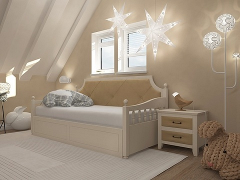 Кровать Райтон Richard-софа