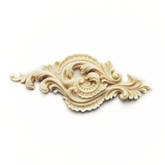 0565 Молд силиконовый Орнамент Ракушка
