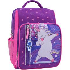 Рюкзак школьный Bagland Школьник 8 л. Фиолетовый 503 (00112702)