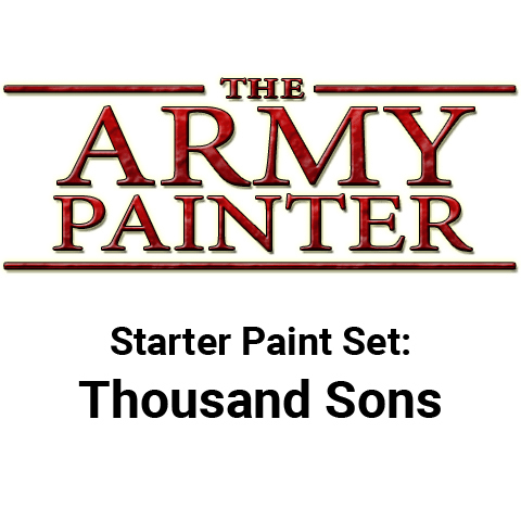 Army Painter: Thousand Sons