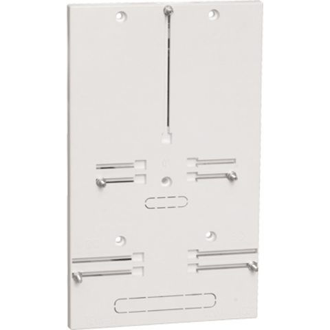 Панель для установки счетчика универсальная (200х335х13) TDM