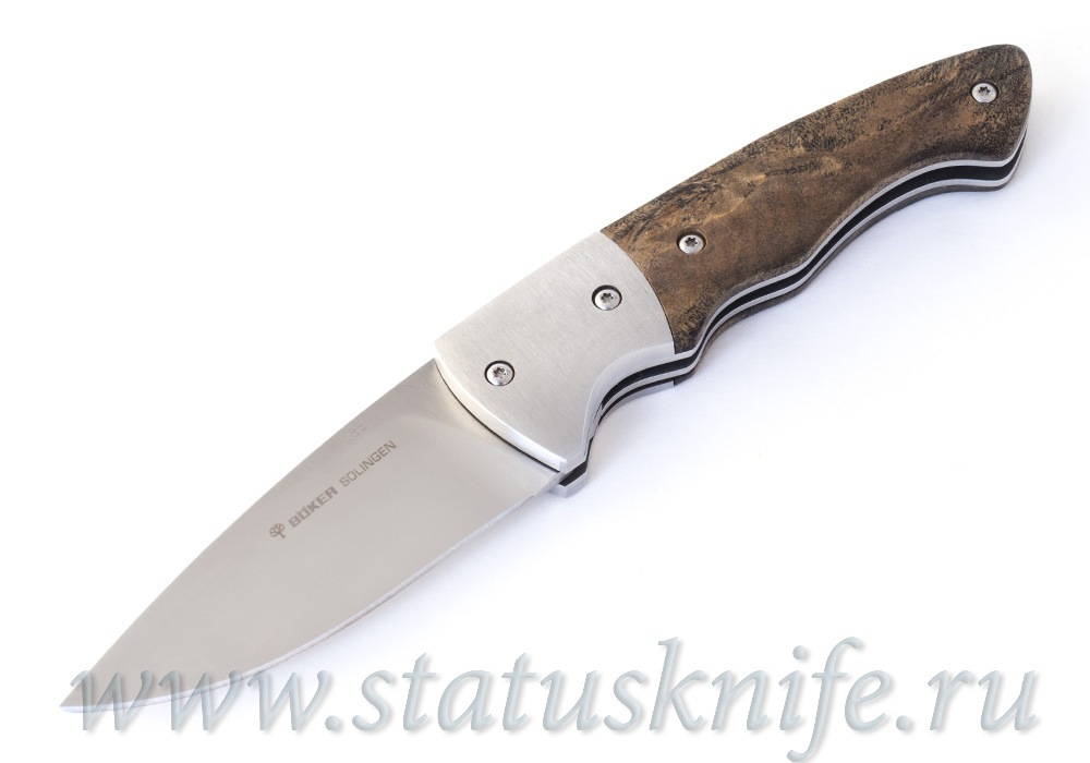 Нож BOKER Gentle Folder Wood limited