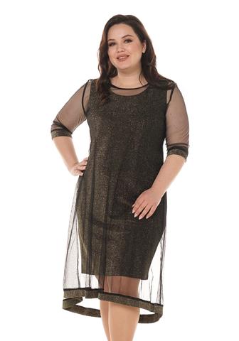 Платье-3681