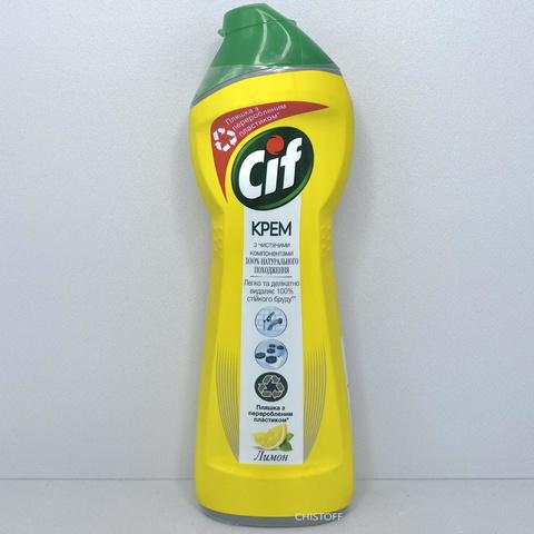 Крем для чистки Cif 250 мл