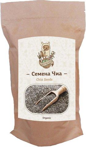Семена Чиа, 500 гр. (Гео Гудс)