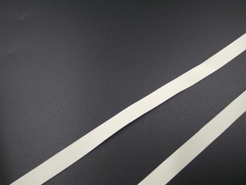 Резинка латексная для купальника белая 8 мм