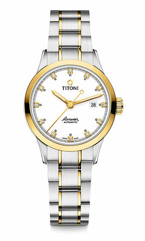 TITONI 23733 SY-556