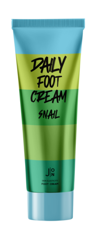 Крем для ног МУЦИН УЛИТКИ J:ON Snail Daily Foot Cream, 100 мл