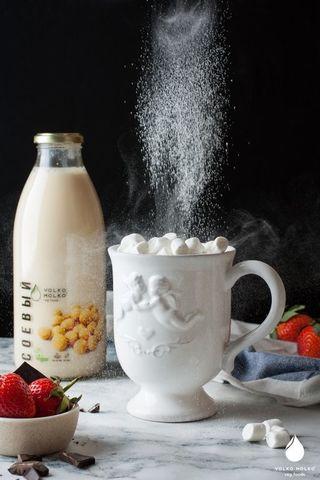 Молоко растительное VolkoMolko «Соевое»