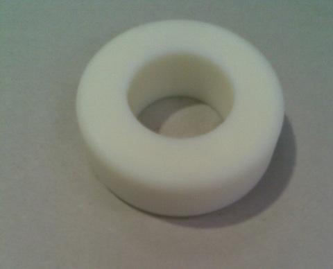 24800418 Направляющий ролик (опорное колесо) для подъёмной балки SAC115H нижний