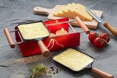 Раклетница свечная TTM Twiny Cheese Valais