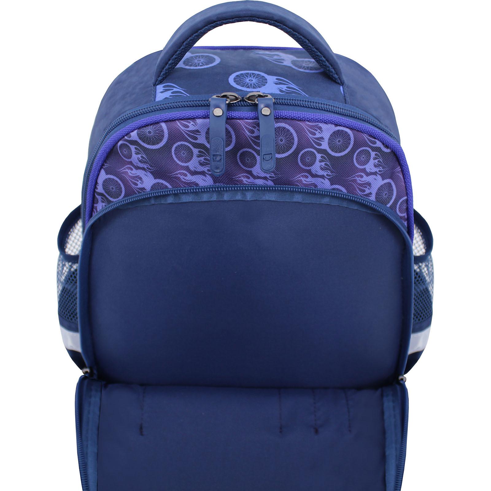 Рюкзак школьный Bagland Mouse 225 синий 507 (0051370) фото 5