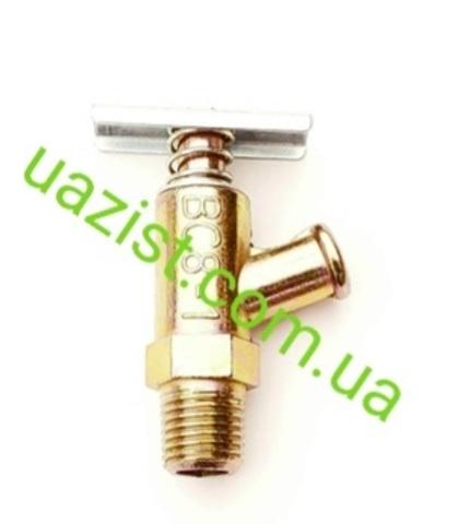 Кран сливной радиатора Уаз 452, 469, Газ (вс8-1)