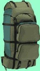 Рюкзак станковый Кондор 90л
