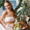 Бомбочка-гейзер для ванн Passion Fruit Tink 200 г (2)
