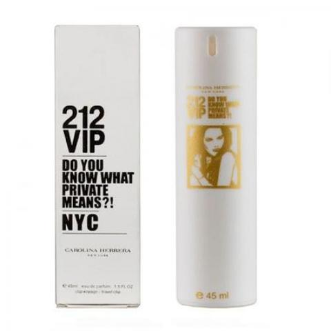 Carolina Herrera 212 VIP. 45 ml