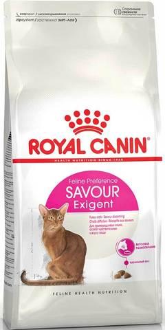 10 кг. ROYAL CANIN Сухой корм для кошек привередливых ко вкусу продукта Savour Exigent 35/30