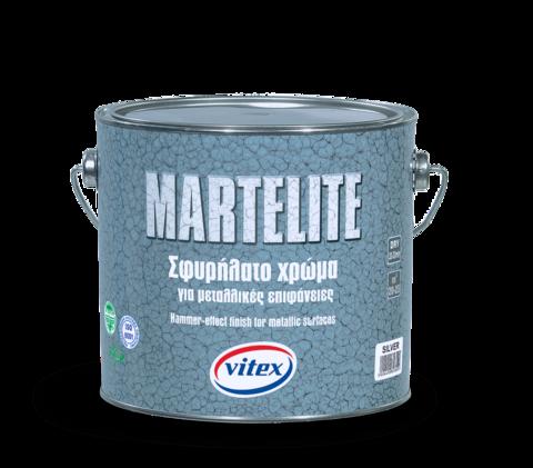 Краска с молотковым эффектом, идеальна для защиты и декора металлических поверхностей - Martelite.