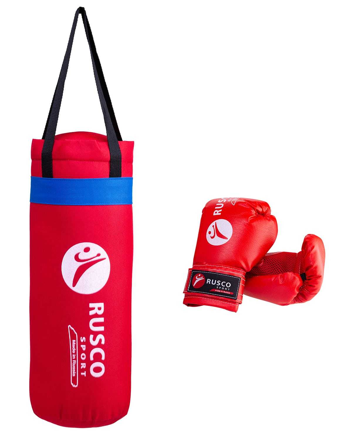 Снаряды Набор для бокса Rusco, 4oz, кожзам, красный e241bccb93324829aeb907202699ba7f.jpg