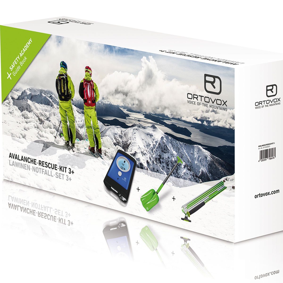 Набор Avalanche Rescue Kit 3+
