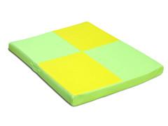 Мат гимнастический Салатово-Желтый