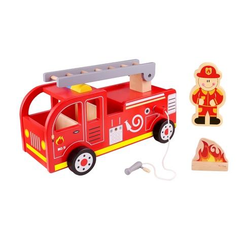 Пожарная машинка