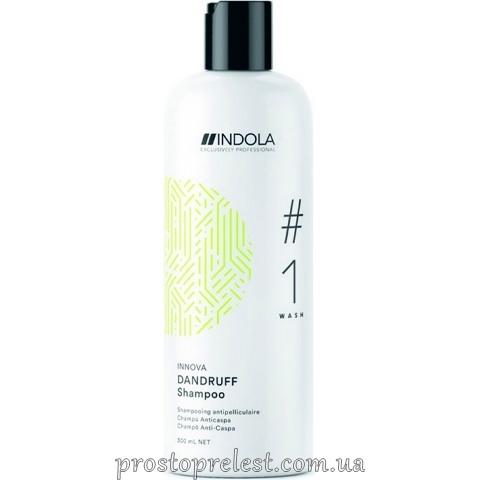Indola Innova Specialists Dandruff Shampoo - Шампунь проти лупи