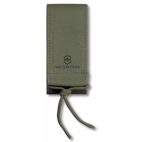 Чехол Victorinox (4.0837.4) для 130мм 1-3 ур и HunterPro кожзам зеленый