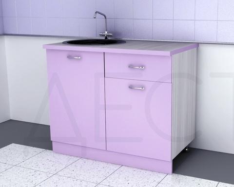 Стол кухонный  ЭСТЕРО 12-284-500-500